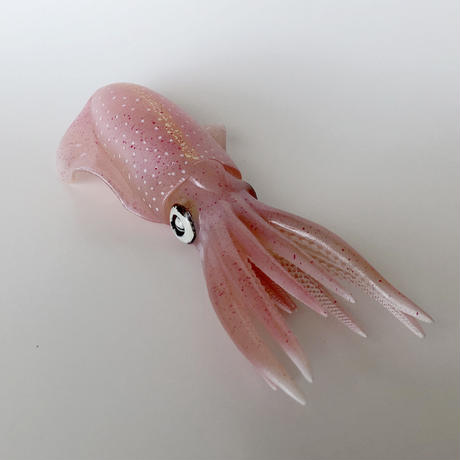 83SELECT /フィギュア Bigfin Reef Squid  Figure アオリイカ [Safari]