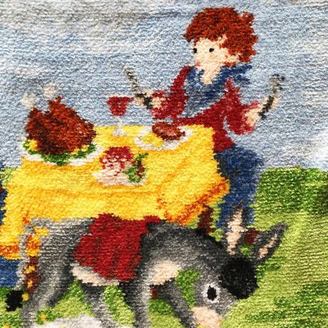 83SELECT / FEILER 童話タオルハンカチ|魔法のテーブル
