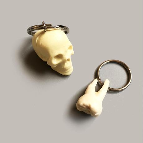 マキトー・コンフォート / 人体キーホルダー [ 歯 ]