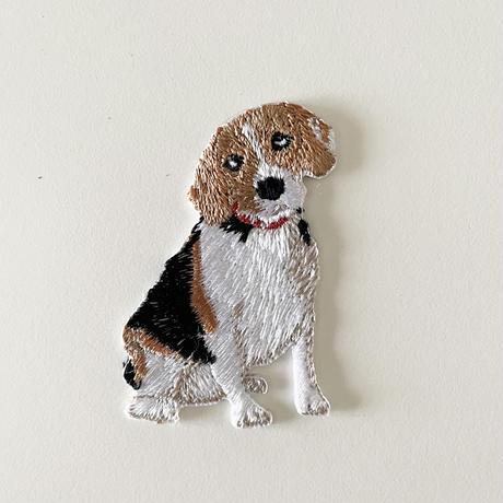 83SELECT / 刺繍ワッペン [ 犬 ]  6-Type