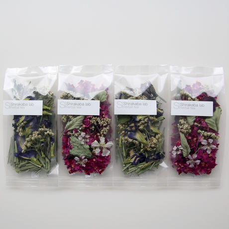 Shirakaba lab / Herbal tea   [ Forest ] 83 Blend