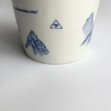 ツタンカーメン堂 / UFO蛍手カップ