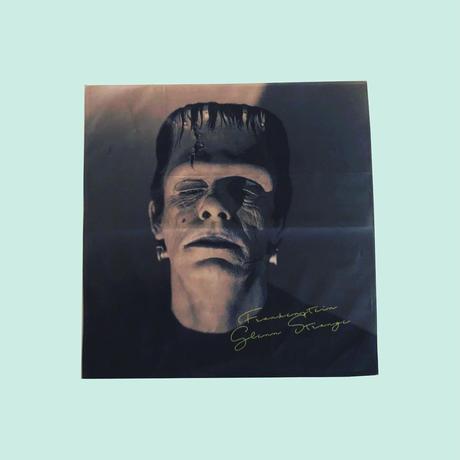 フランケンシュタイン 大判ハンカチーフ Frankenstein /83