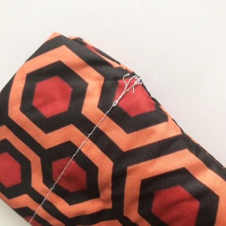 83フリマアソビ / オーバールックホテルカーペット 折り畳み傘