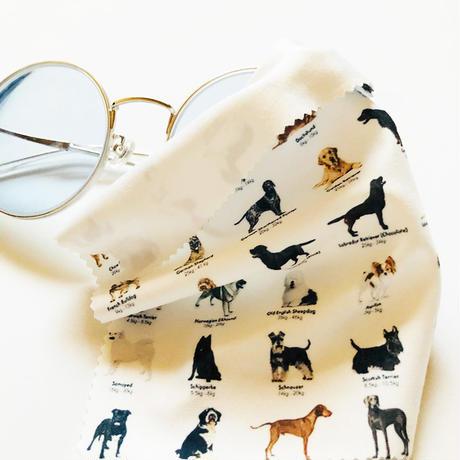 83 original / マイクロファイバークロス  Dog Dog Dog Dog Dog Dog Dog Dog Dog Dog Dog Dog Dog Dog スマホクリーナー