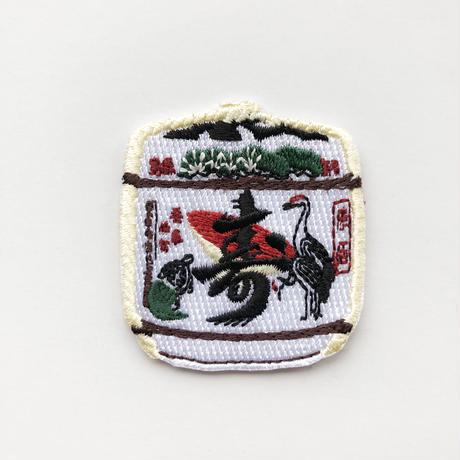 83SELECT / 刺繍ワッペン [ 未分類 B ] |4-Type