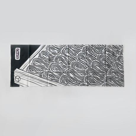 83SELECT / 手ぬぐい 日本の麺 へぎそば・うどん (注染)|2-Type