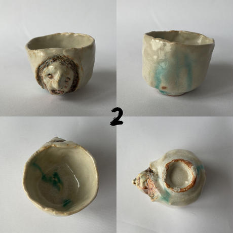 田川亞希 /ゾンビぐい呑|5-Type
