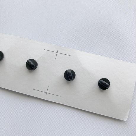 鉄窓花書房 tamazo /  台湾 マジョリカタイル PINS ピンバッジ4セット|C:カラフル
