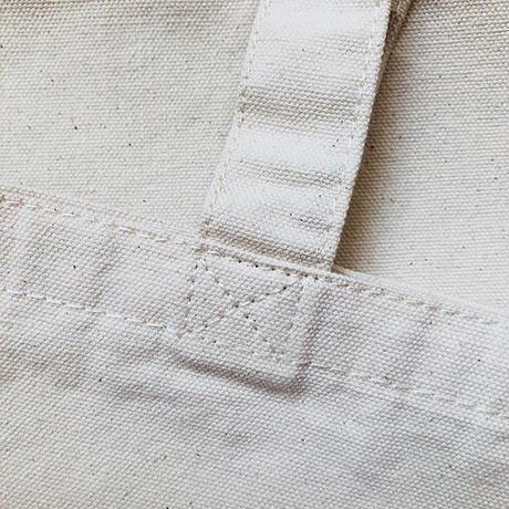 プリント刺繍 トートバッグ [甘い香りに気をつけて!]/ 山口 マナビ