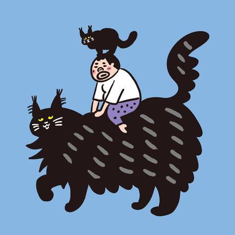 山中正大 / 風呂敷  [猫漫画]