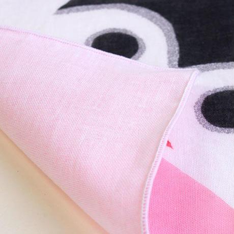 COCHAE / コチャエ 指人形ハンカチ|ネコ・ワンワン 2-Type