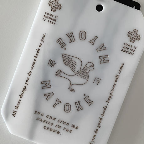 MAYOKÉ  /  MAYOKE PASS HOLDER   3-Color