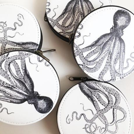 蛸コインケース[ Octopus Coin Purse]/83