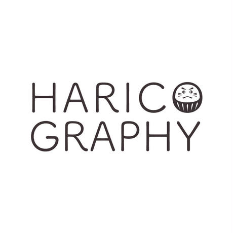 HARICOGRAPHY / 鏡餅猫 2匹セット|張子