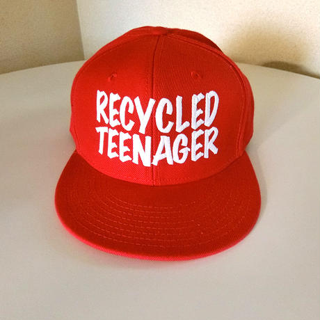 RECYCLED TEENAGER  Cap/83