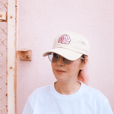 83 original /  Brain CAP |3-Color