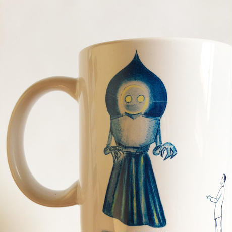 Flatwoods Monster Mug 2-Color/83