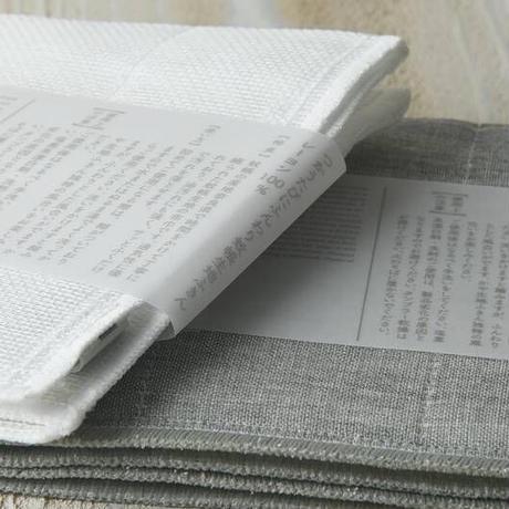 83SELECT / 蚊帳生地ふきん 紀州備長炭 KIYOI