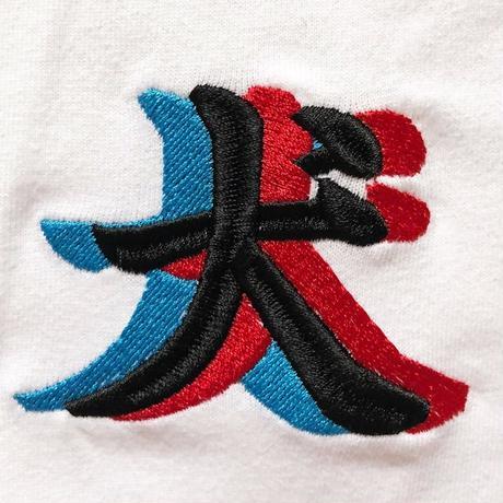 83 original / 3D犬文豪トレーナー (裏起毛)  3-Color