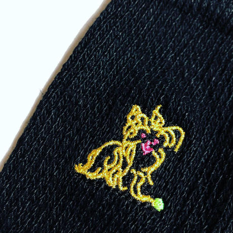 犬ソックス 2Color3Dogs /83