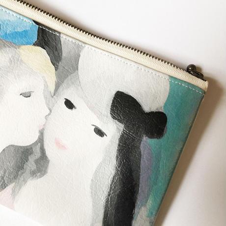 83 original  / 芸術ポーチ|Marie Laurencin 少女たち