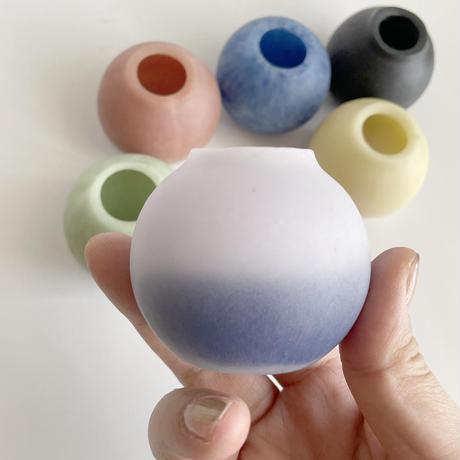 荒井 美乃里  /  pot ガラスのフラワーベース A|3-Color
