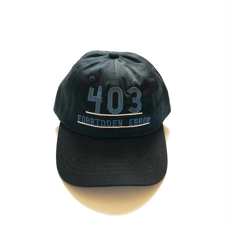 403 Forbidden Error  Cap 3-color/ 83