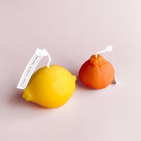 83SELECT / CitrusCandle 柑橘キャンドル 2-Type