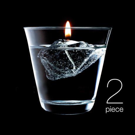 anbuy / 燃える氷 BURNICE  2-set アイスキャンドル