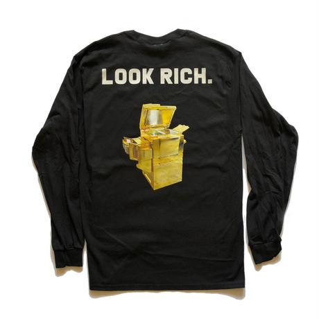 LOOK RICH 富豪ロンT  /  83