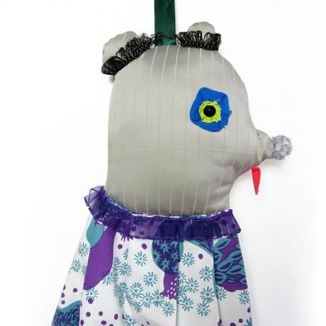 makumo / パジャマ入れ クマ