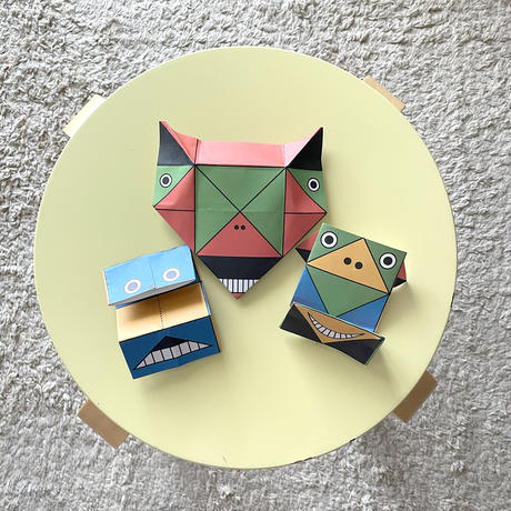 COCHAE / ファニーフェイスカード