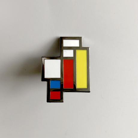 83SELECT /  PINS  ART アート ピンバッジ 3-Type