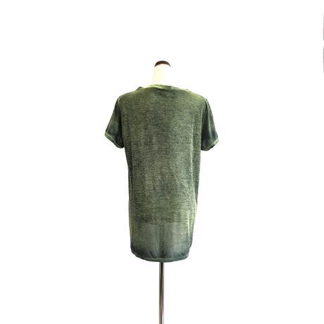 AVANT TOI(アヴァントワ)  ショートスリーヴTシャツ