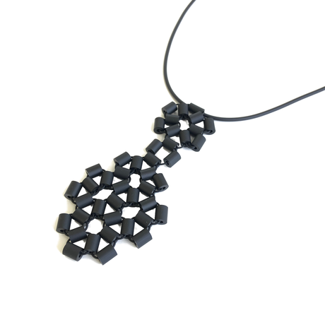 MATERIA DESIGN Ross 2L Necklace