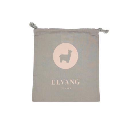 "ELVANG (エルヴァン) ""Pilar"" alpaca teddy bear ぬいぐるみ"