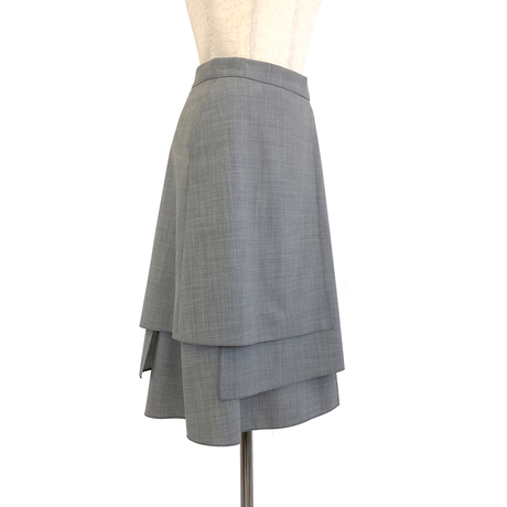 Les Copains (レコパン) パネル・スカート