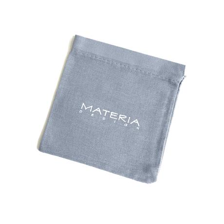 MATERIA DESIGN Morphos Steel Necklace