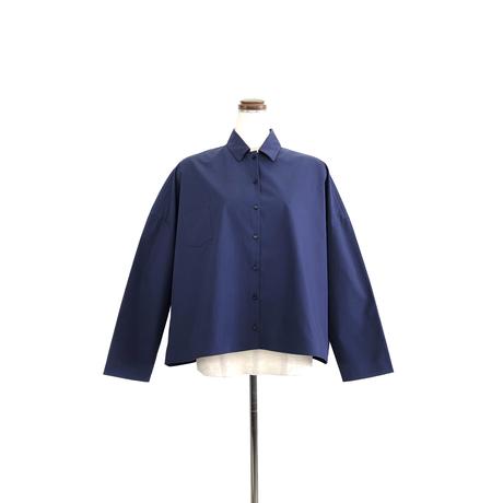 apuntob(アプントビー)ドロップショルダー・ワイドシャツ
