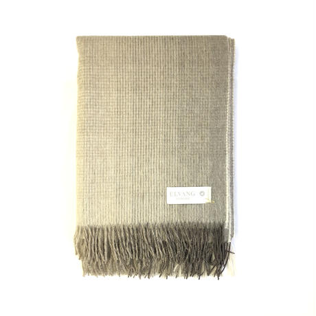 ELVANG (エルヴァン) Horizon Throw Brown