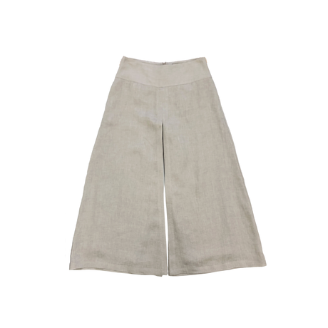 sarah pacini(サラパチーニ)リネンスカートパネルパンツ