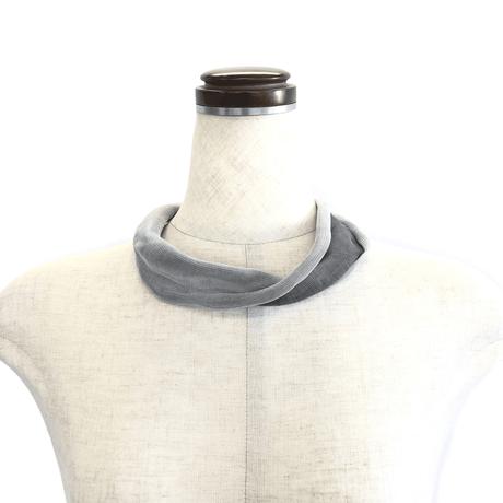 MATERIA DESIGN Gau Soft Necklace Blue/Gray