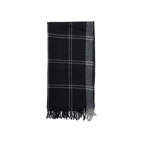 ELVANG (エルヴァン) Stockholm scarf Black