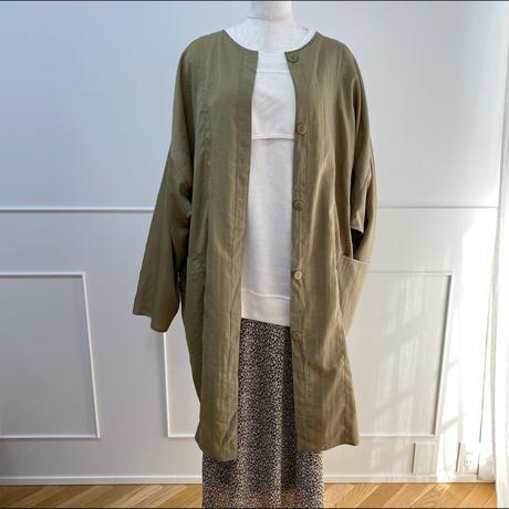 nylon gown coat