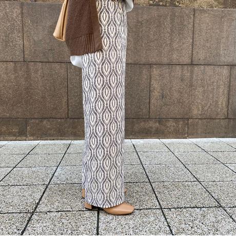 pattern relax  pants
