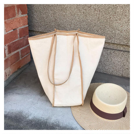 [予約] piping tote bag