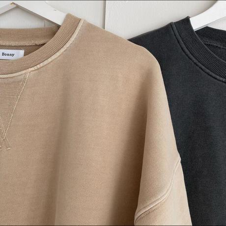 fake layered design tops (beigeのみ再入荷)