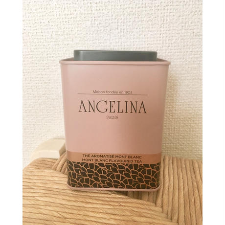 ANGELINA-  MONT BLANC FLAVOURED TEA
