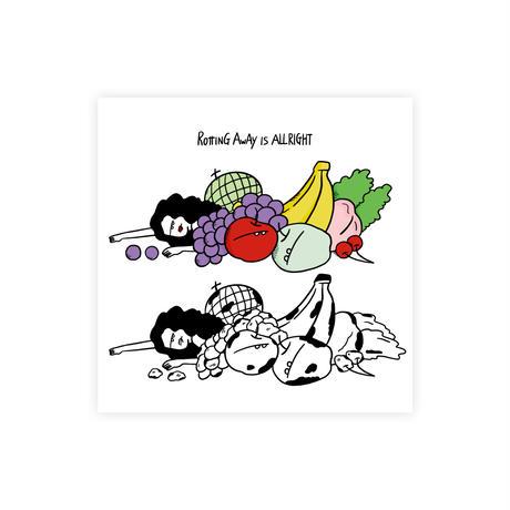 canvas  「Fruits」